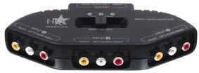 boitier de distribution et commuation video r partiteur multiplexeur processeur quad. Black Bedroom Furniture Sets. Home Design Ideas