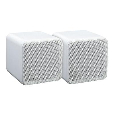 goyona paris enceinte cube compacte haut parleur. Black Bedroom Furniture Sets. Home Design Ideas